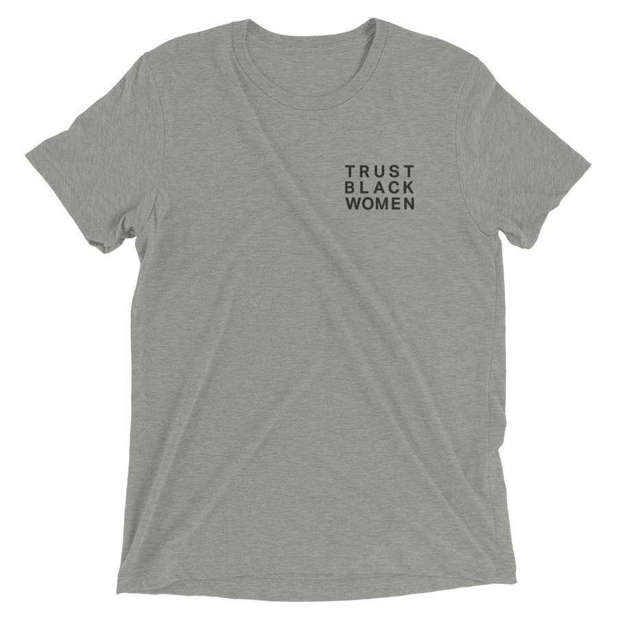 Trust - Black Culture T-Shirt - S | District of Clothing - Black Women Empowerment Shirts & Hats | Woman Owned Business