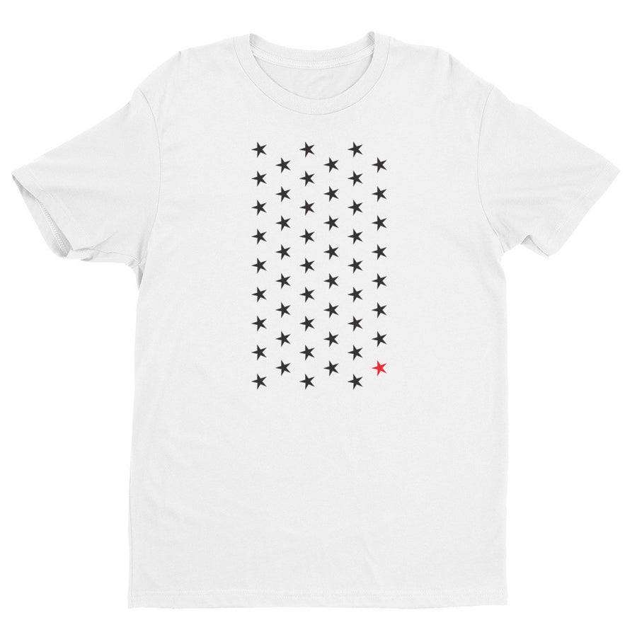 No. 51 Tee - D.C. 51st State - White | District of Clothing - DC Clothing Brand | Black Woman Owned Company