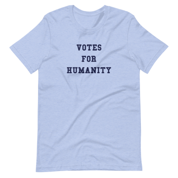 Votes for Humanity