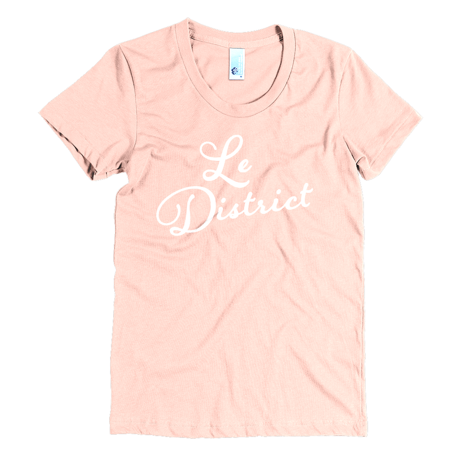 Love Le District Tee