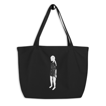I Am Art Organic Tote