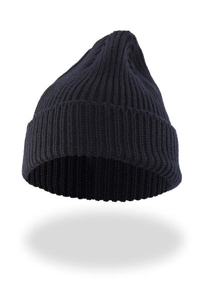 Mountain White British made Beanie