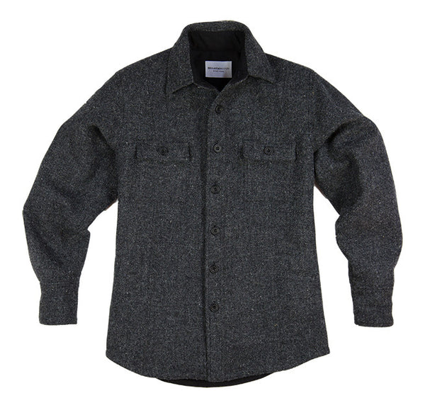 Classic Tweed Outershirt