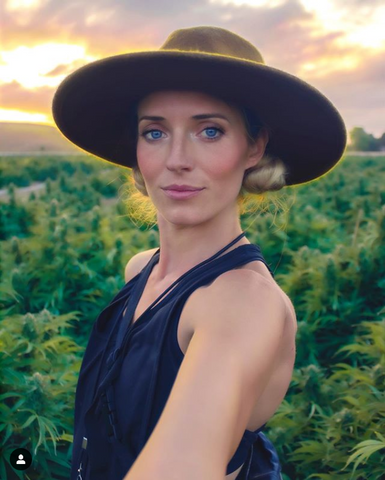 Cannabis Artist, 3C Farms, Asia Taber