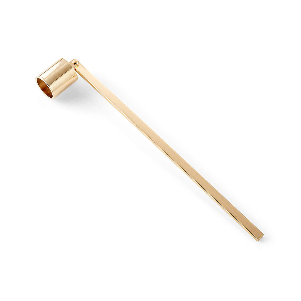 Gold Toned Candle Snuffer