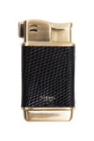 Rogue Paq x Vianel Gold Tone Refillable Lighters