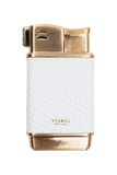 Rogue Paq x Vianel Gold Tone Refillable Lighters: THE NEUTRALS