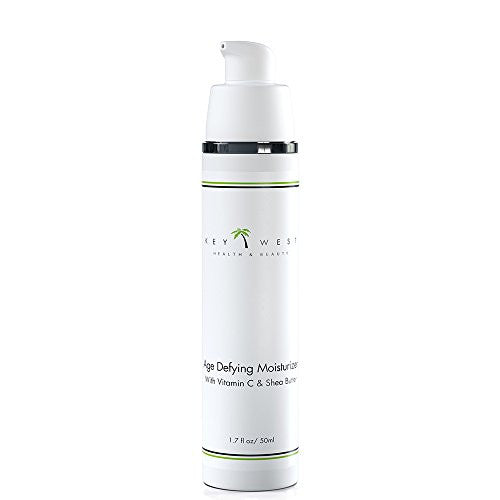 Age Defying Vitamin C Cream Moisturizer With Shea Butter, Aloe Vera & Jojoba