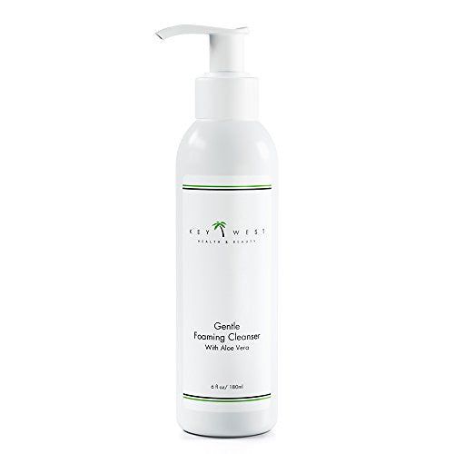 Gentle Facial Cleanser with Aloe Vera