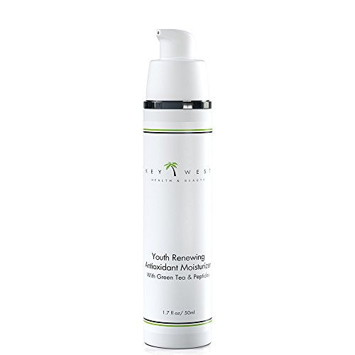 Youth Renewing Antioxidant Moisturizer with Green Tea & Peptides