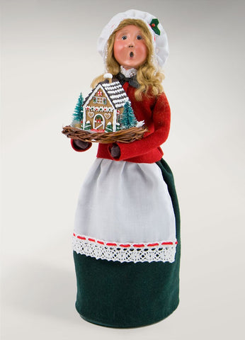 Woman with Gingerbread