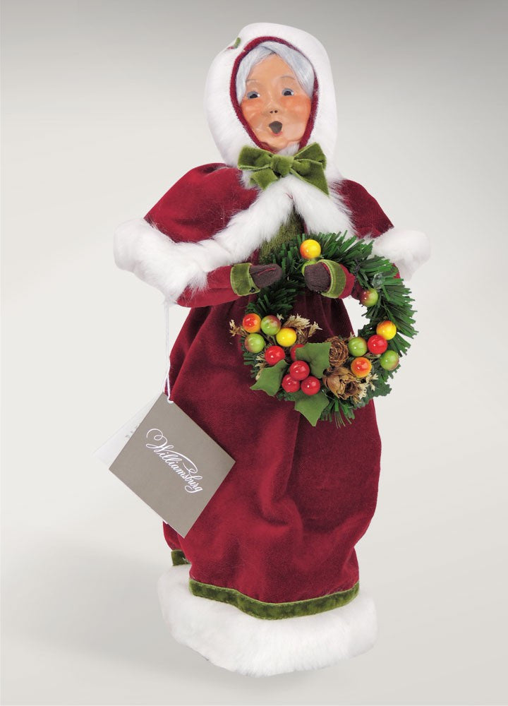 Colonial Mrs Claus