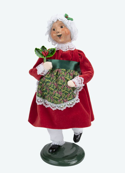 Dancing Mrs. Claus