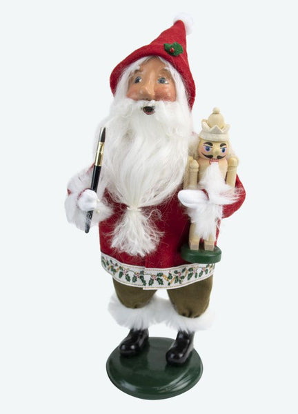 Gnome with Nutcracker