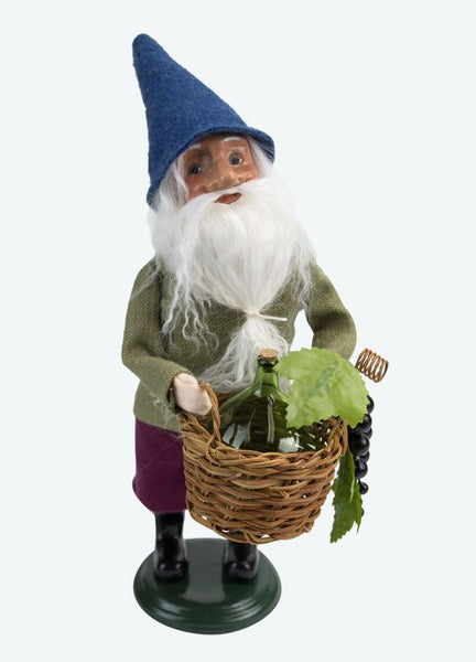 Gnome with Wine