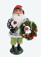 Gnome with Wreath