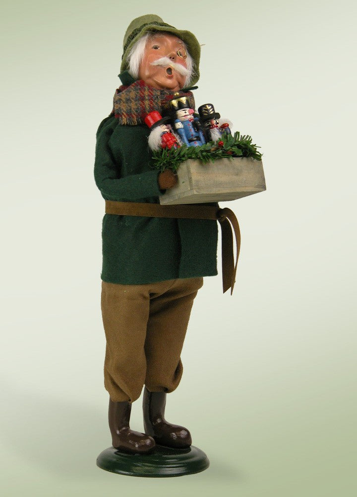 Nutcracker Vendor