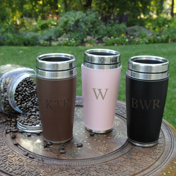 Personalized Travel Tumbler | 119 Gift Co.