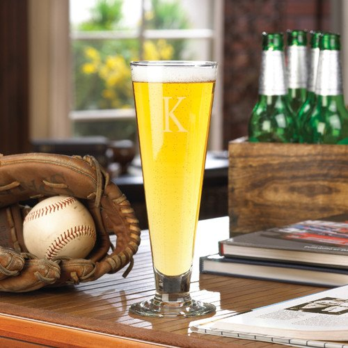 Engraved Pilsner Glass - 14.5 oz-Barware-119 Gift Co.