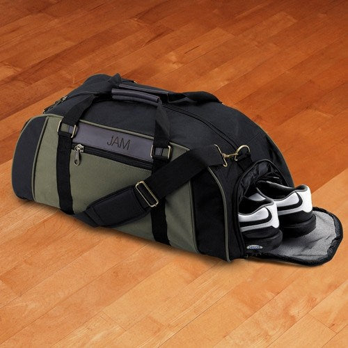 Deluxe Personalized Gym Bag-Bag-119 Gift Co.