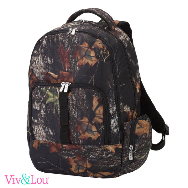 Boy's Personalized Book Bag | Camo Collection | 119 Gift Co.