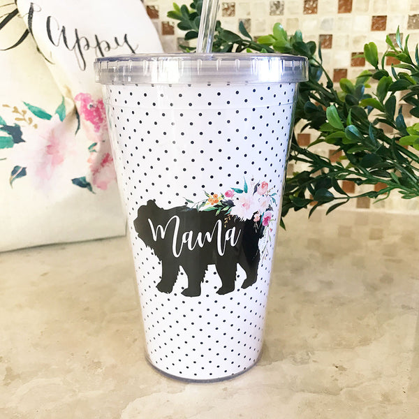 Mama Tumbler | New Mom Gift | 119 Gift Co.