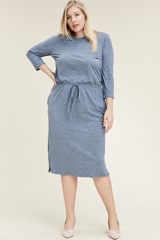 Jodi Dress Heather Olive