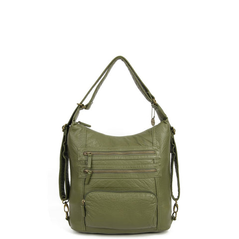 Lisa Convertible Backpack Crossbody