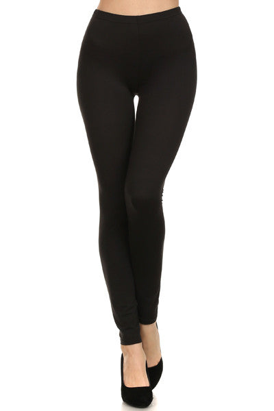 Charcoal Winter Leggings