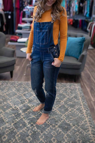 KanCan Jean Overalls