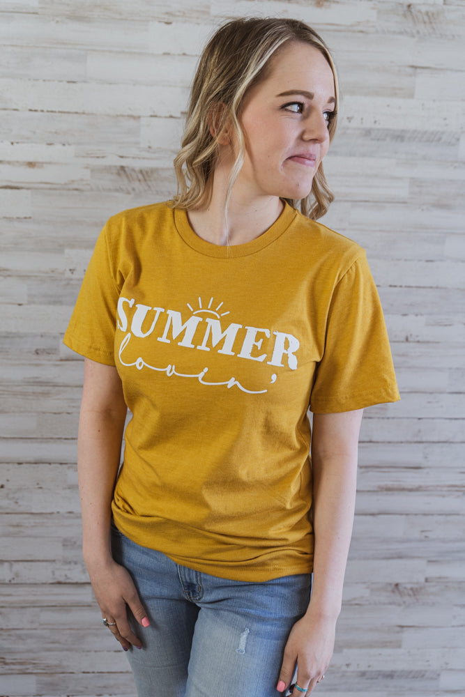 Summer Graphic Tee