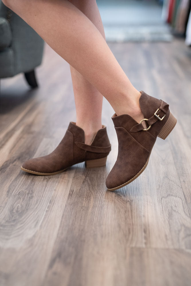 Ralynn Mocha Shoes