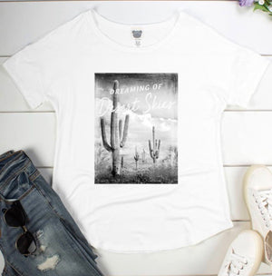 Desert Skies Graphic Tee