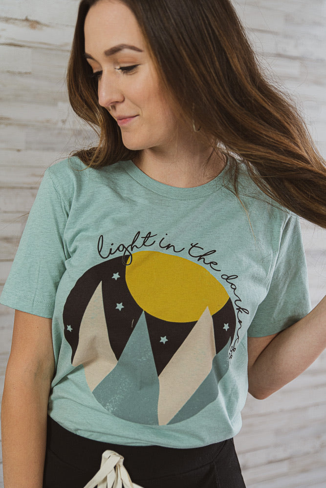 Light In The Darkness Tee