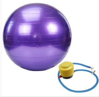 Image result for yoga ball 75cm purple