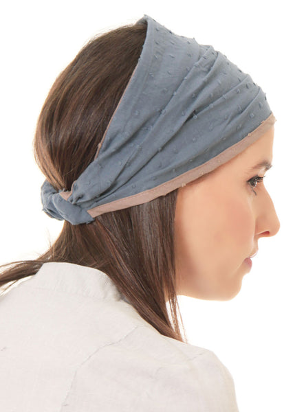 Blue bandanna, Made of Cotton