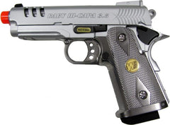 "Hi-Capa V3 3.8"" Baby Pistol (ASPG131) / Green Gas / CO2 Airsoft Pistol - Totowa Airsoft"
