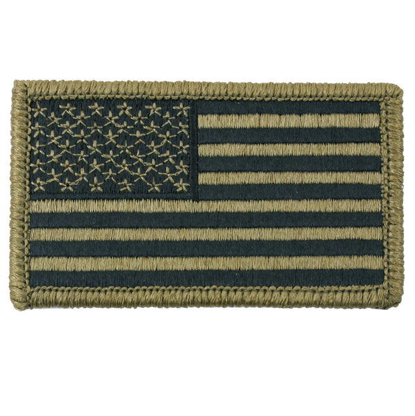OCP Flag Patch (17791) / Morale Patch - Totowa Airsoft