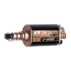 Infinity Short Axle Motor (MOTOR45KS) / Airsoft Repair Parts - Totowa Airsoft