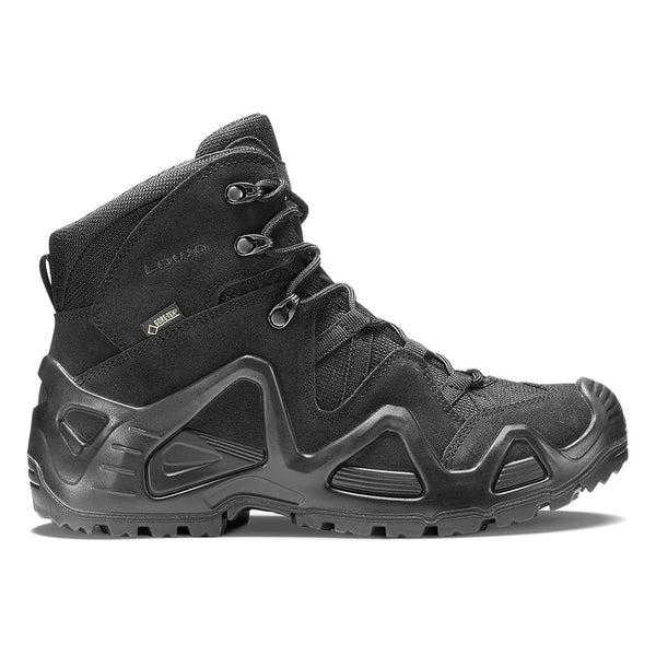 Lowa Men's Zephyr GTX Mid Waterproof Tactical Boots (ZEPGTXMB)