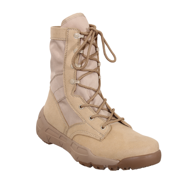 Rothco Men's V-Max Lightweight Tactical Boots (5364) / Tactical Boots - Totowa Airsoft