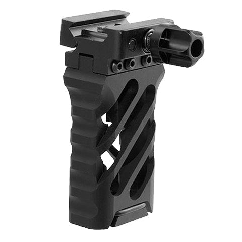 QD Vertical Grip 45 (GRIPQD01) / Tactical Grip - Totowa Airsoft