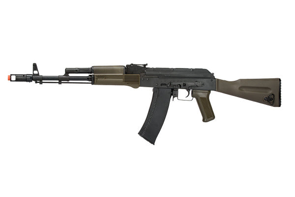 LCT AK74M Full Steel Rifle (ASRE340) / AEG Airsoft Rifle - Totowa Airsoft