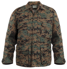 Rothco Woodland Digital BDU (BDUJ/BDUP) / BDU Jacket / Pants - Totowa Airsoft