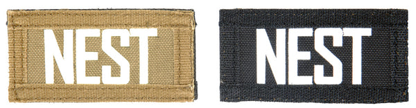 NEST Double-Sided Patch (PATCH011A) / Morale Patch - Totowa Airsoft