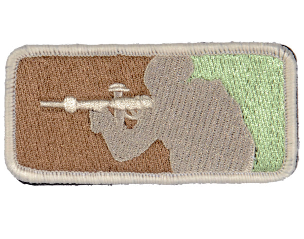 NAL Airsoft Patch (PATCH015A) / Morale Patch - Totowa Airsoft