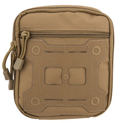 Medical MOLLE Pouch Tan (HMP) / Airsoft Rifle Magazine Pouch - Totowa Airsoft