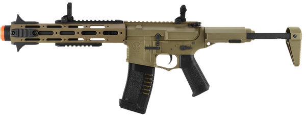 Ares Amoeba M4 Honey Badger Rifle (ASRE253) / AEG Airsoft Rifle - Totowa Airsoft