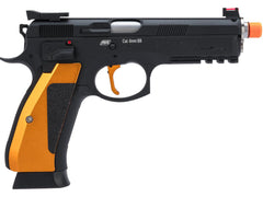 CZ75 Custom Limited SP-01 Shadow (ASPC169C) / CO2 Airsoft Pistol - Totowa Airsoft