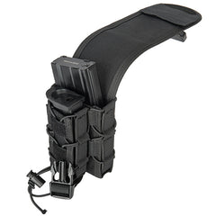 TACO Double MOLLE Pouch (TACO2IN1) / Airsoft Rifle Magazine Pouch - Totowa Airsoft